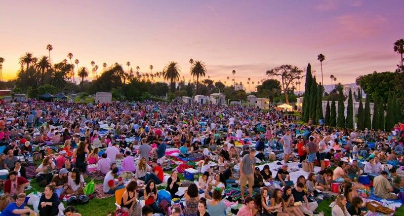 Turismo no mês de agosto em Los Angeles