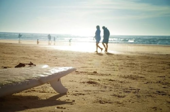 Movimentação de turistas em San Diego no mês de novembro