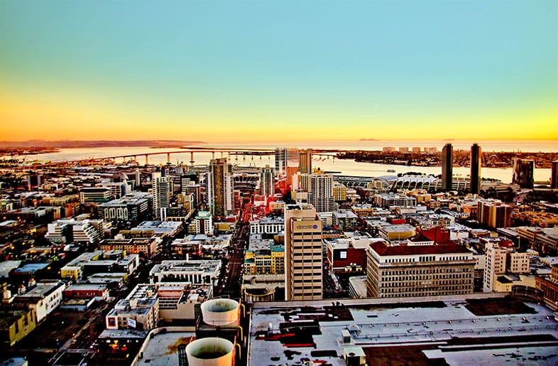 San Diego em setembro