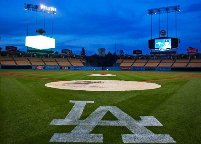 Onde comprar ingressos de jogos de beisebol em Los Angeles