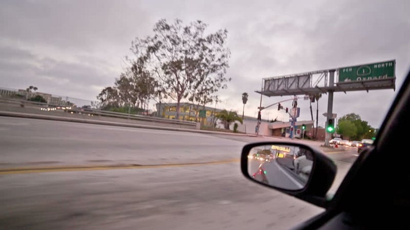 Dirigir em Santa Mônica e toda a Califórnia