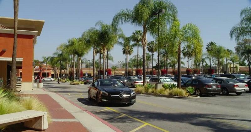 Serviço de aluguel de carro para uma viagem de San Francisco à Santa Bárbara