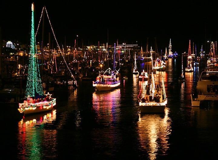 Eventos no Natal em San Francisco