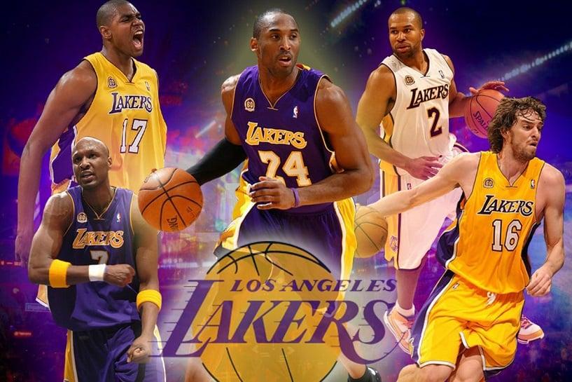 Lugares para comprar ingressos de jogos do Los Angeles Lakers e NBA