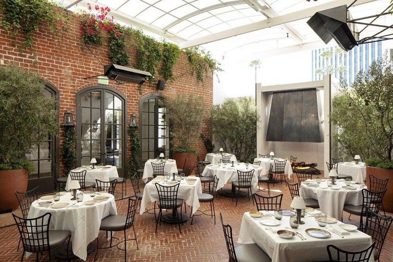 Visita aos demais centros gastronômicos no verão em Los Angeles