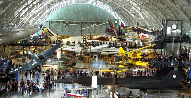 San Diego Air & Space Museum em San Diego
