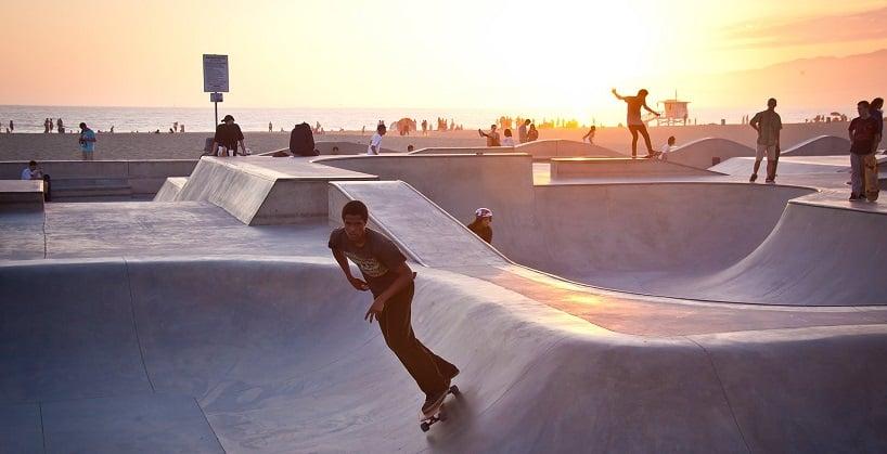 Lugares para ir no verão em Los Angeles