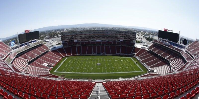 Estádio da NFL em San Francisco