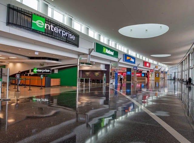 Aluguel de carro no aeroporto de San Diego