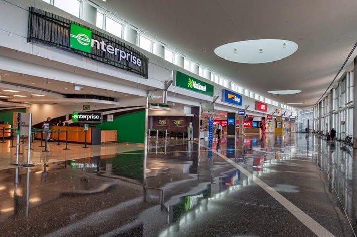 Empresas para alugar um carro no aeroporto de San Diego