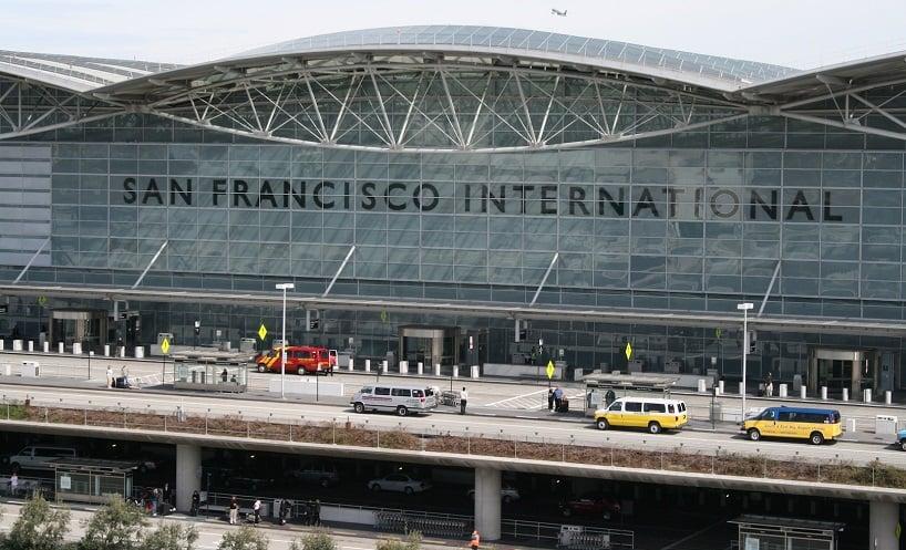 Aluguel de carro no aeroporto de San Francisco