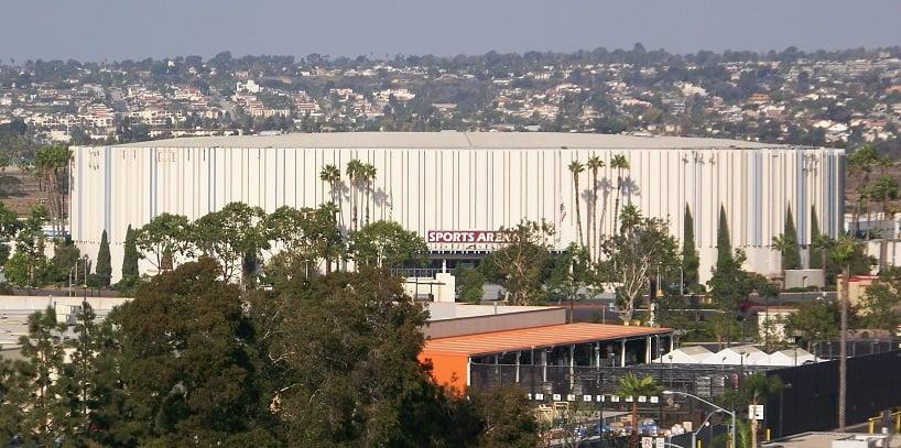 Valley View Casino Center em San Diego