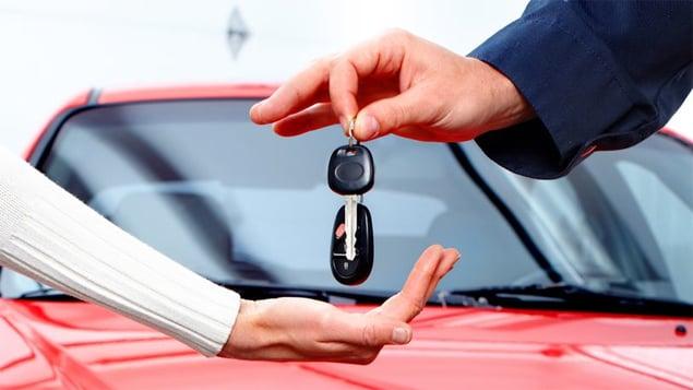 Documentos para alugar um carro em Las Vegas e na Califórnia