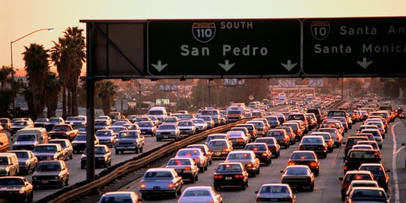 Viagem de carro de Santa Mônica à Los Angeles