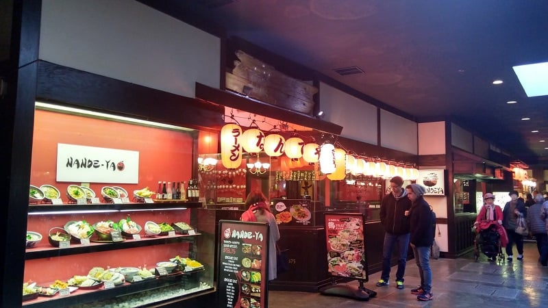 Restaurantes em Japan Town em San Francisco