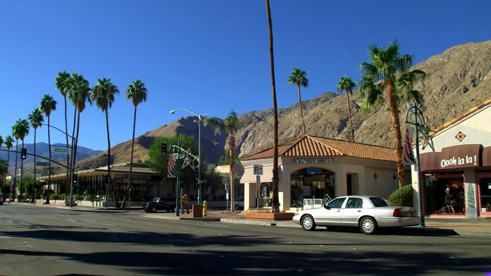 Aluguel de carro em Palm Springs