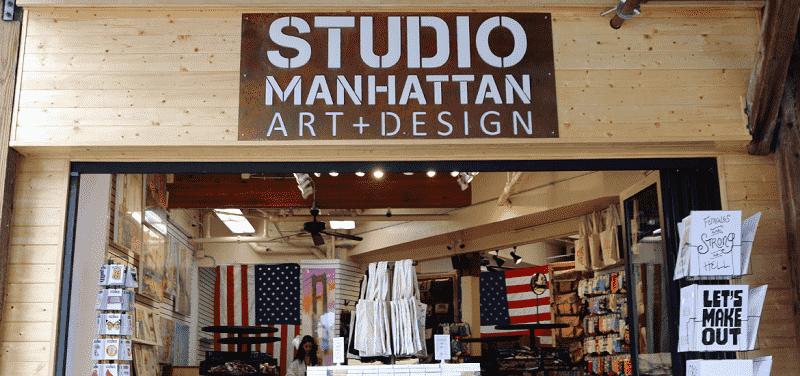 Filiais da Loja Studio Manhattan Art + Design em San Francisco