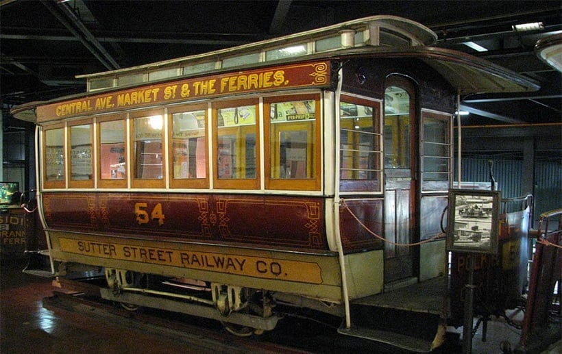 Vantagens do The Cable Car Museum San Francisco