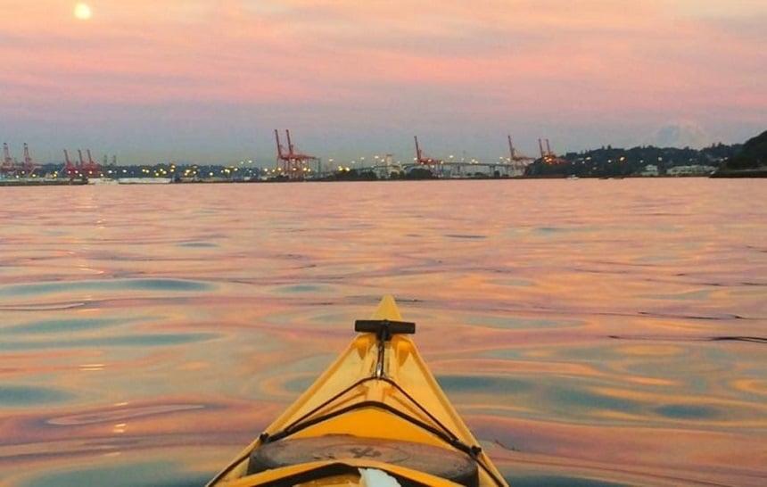 Tipos de Tours de City Kayak em San Francisco
