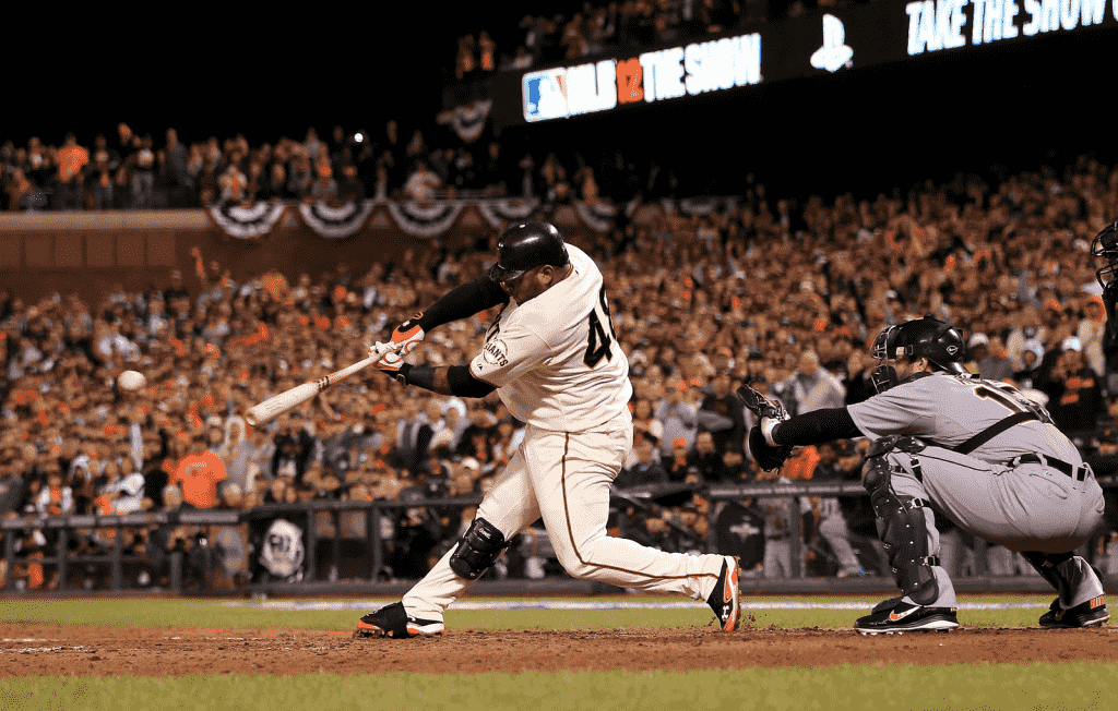 Jogos de beisebol em San Francisco