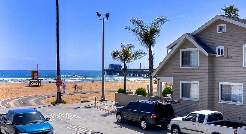Serviço de aluguel de carro em Newport Beach