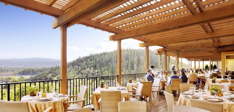 Restaurantes em Napa Valley