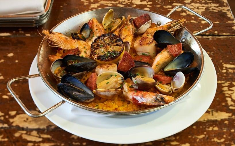 Restaurante El Dorado Kitchen em Sonoma