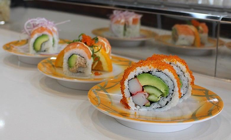 Restaurante Sushi on Fire em Huntington Beach