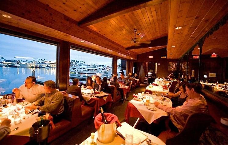 Restaurantes em Newport Beach