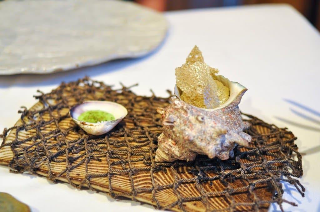 Restaurante Aubergine em Carmel