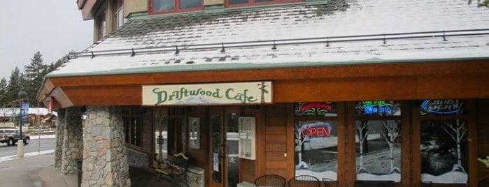 Restaurante Driftwood Cafe em South Lake Tahoe