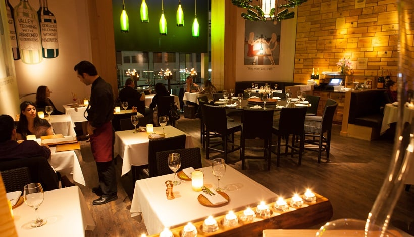 Restaurantes em Sonoma
