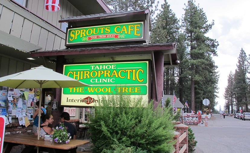 Restaurante Sprouts em South Lake Tahoe