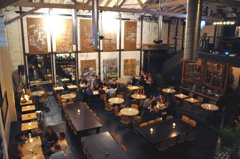 Restaurante Mua em Oakland