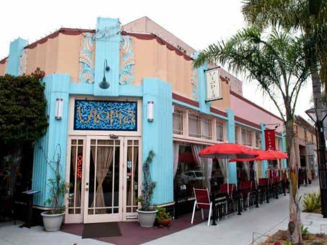 Restaurantes em Long Beach