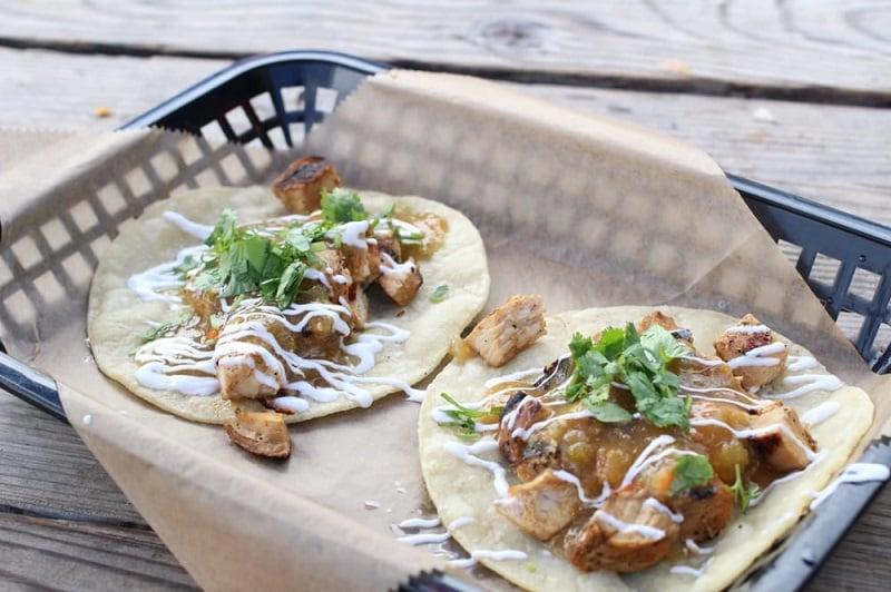 Restaurante Sancho's Tacos em Huntington Beach