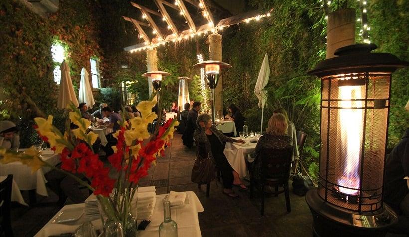 Restaurantes em Santa Cruz