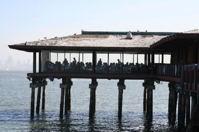 Restaurante The Spinnaker em Sausalito