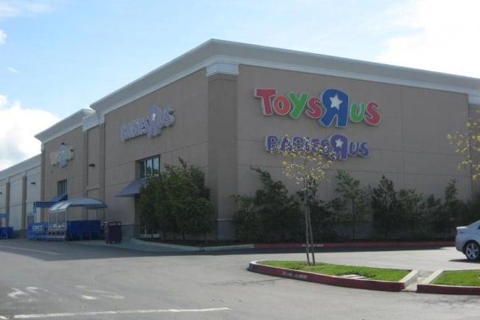 Loja Babies R Us para o enxoval do bebe em Los Angeles