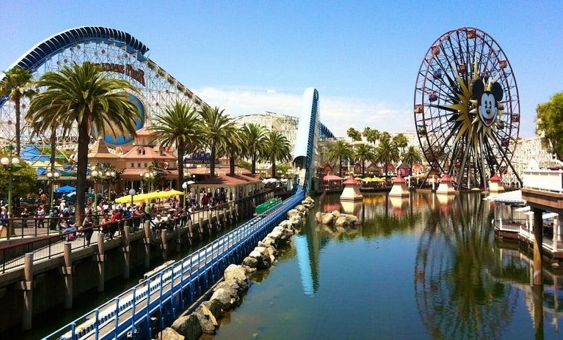 Lugares para comprar os ingressos da Disney Califórnia