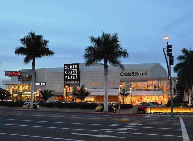 Compras em Anaheim