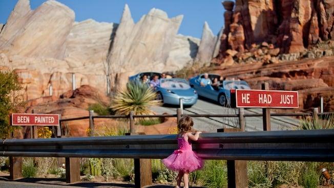 Informações sobre o parque da Disney na Califórnia