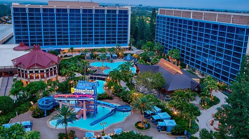 Ficar hospedado na Disneyland em Anaheim