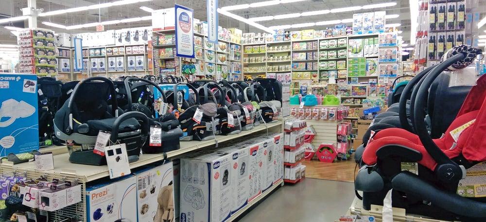 Lojas para enxoval do bebe em Los Angeles