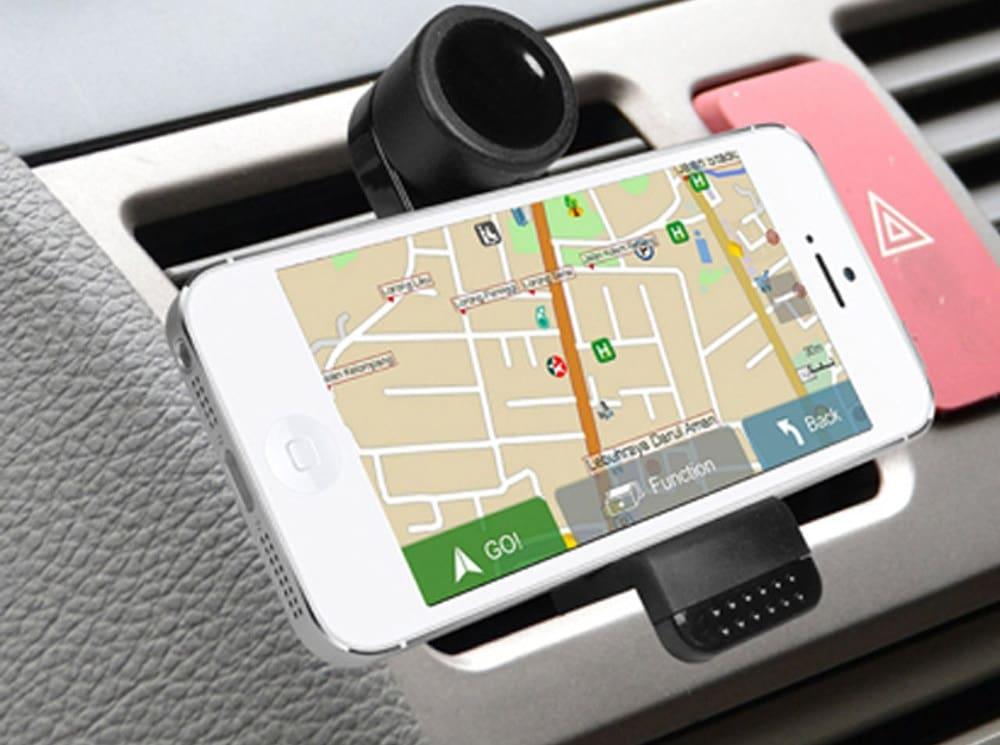 GPS no celular na Califórnia e EUA