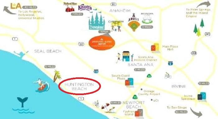 Onde Ficar em Huntington Beach: Melhores regiões
