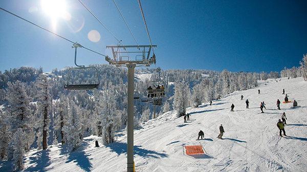 Ficar hospedado na região das estações de esqui em South Lake Tahoe