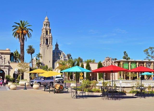 Quantos dias ficar em San Diego