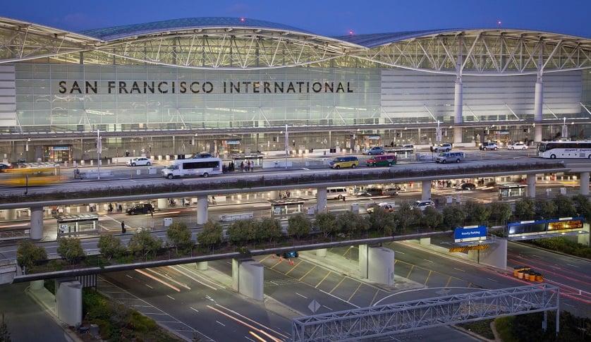 Formas de ir do aeroporto de San Francisco para o centro