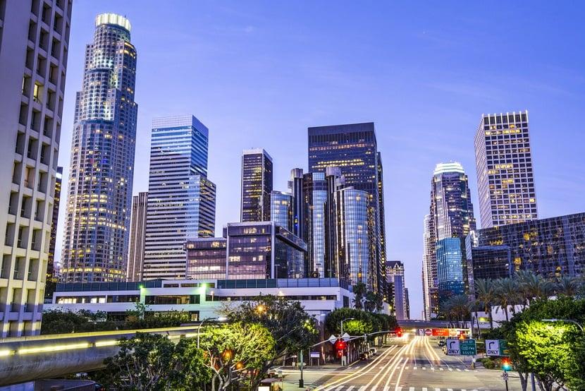 Los Angeles na Califórnia